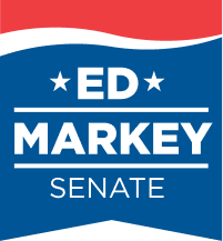Ed Markey For Senate Logo
